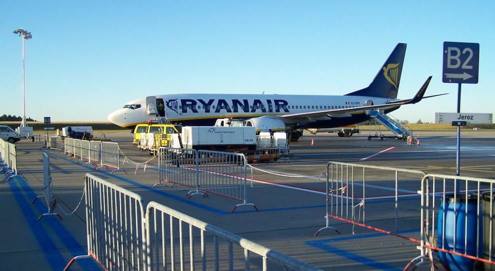 Sąd zablokował strajk irlandzkich pilotów Ryanaira