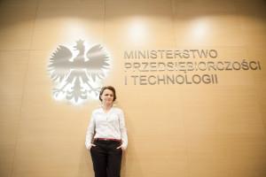 Minister Emilewicz chce przeniesienia siedziby PARP do Poznania