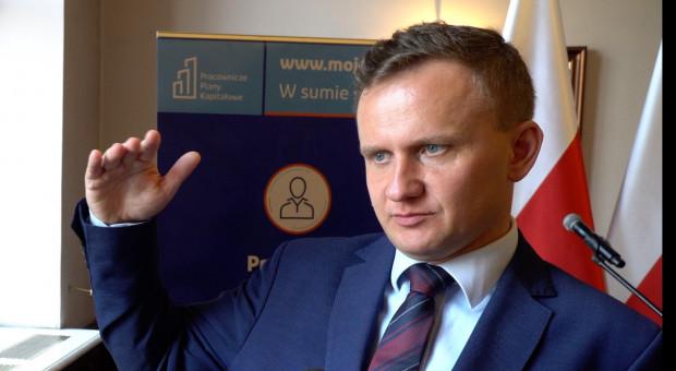 Marczuk: chcemy, by system rozliczania subwencji z Tarczy Finansowej PFR był prosty