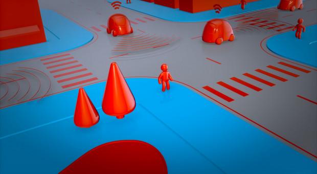 Sztuczna inteligencja wyszkoli pojazdy