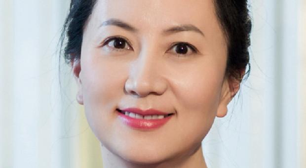 Chiny żądają uwolnienia wiceprezes Huawei Meng Wanzhou