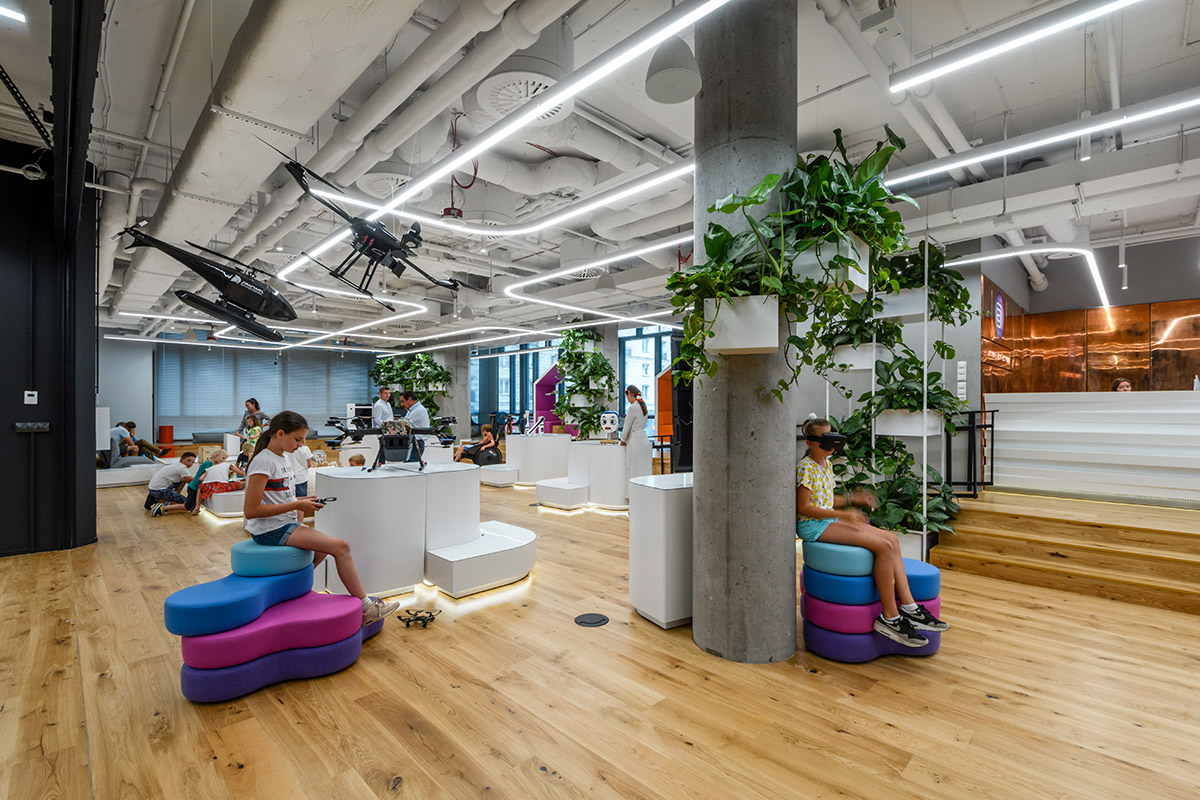 Centralny Dom Technologii (fot. PFR)