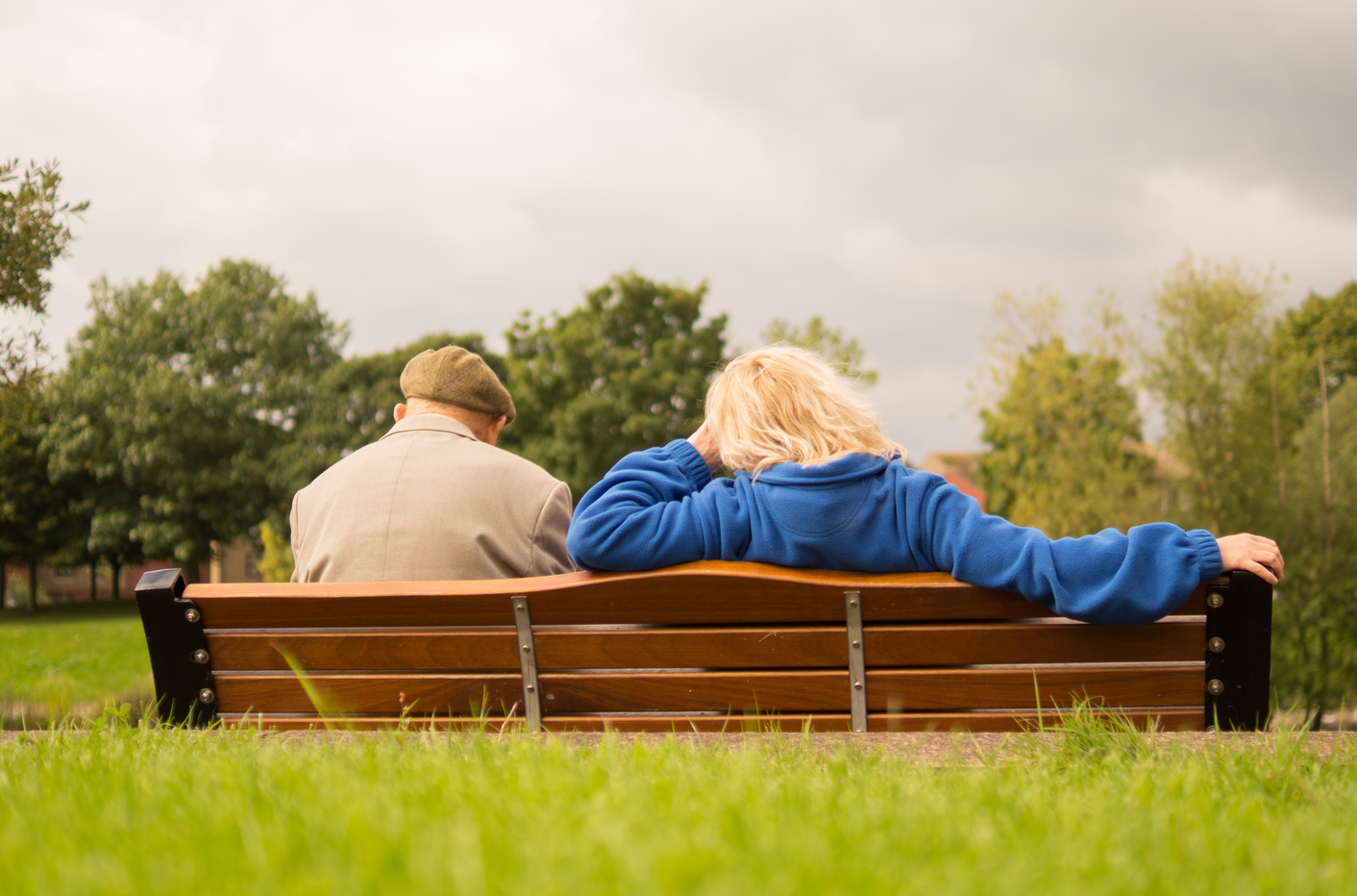 Przedsiębiorcom może wydawać się, że osoby starsze nie są wymarzonym docelowym odbiorcą danych produktów czy usług. To jednak nie do końca prawda. (fot. domena publiczna)