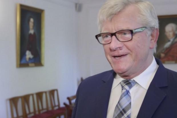 Prof. Kazimierz Tomala (fot.newseria)