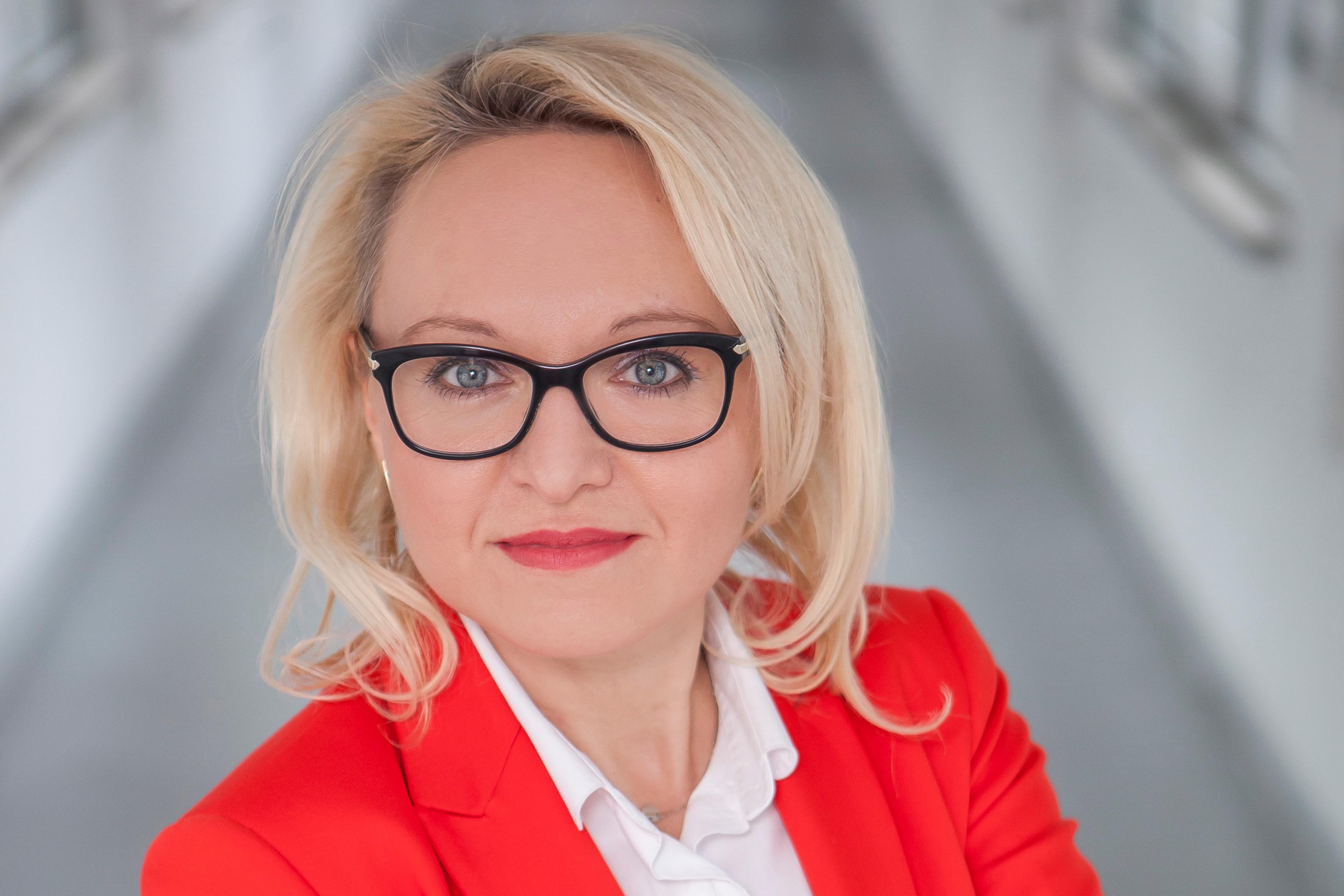 Magdalena Wyrzykowska-Glezner. (fot. PGE EC)