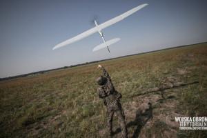 Pierwsze szkolenie operatorów bezzałogowców FlyEye w WOT