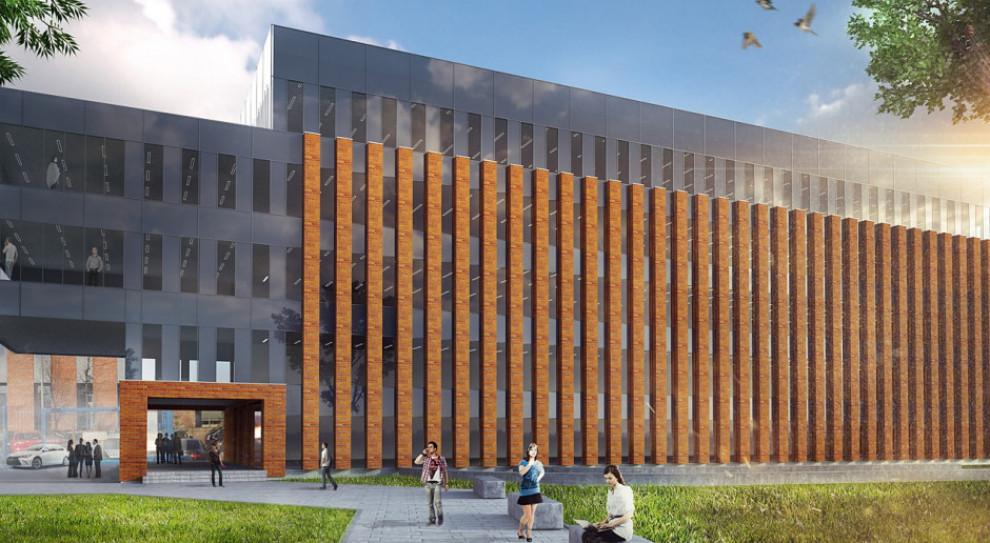 Akademia Krakowska poszerzy się o nowy budynek