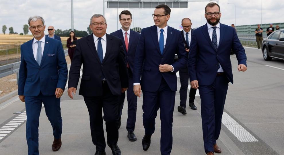 Morawiecki: nowy minister finansów w najbliższych dniach