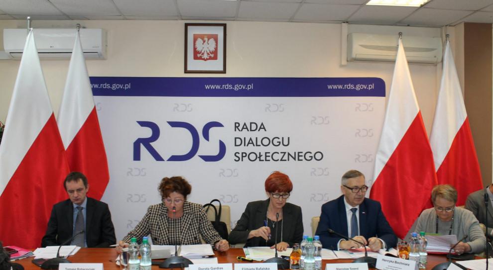 Pracodawcy i związkowcy apelują o lustrację członków RDS