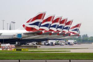 Piloci British Airways rozpoczęli strajk. Samoloty uziemione