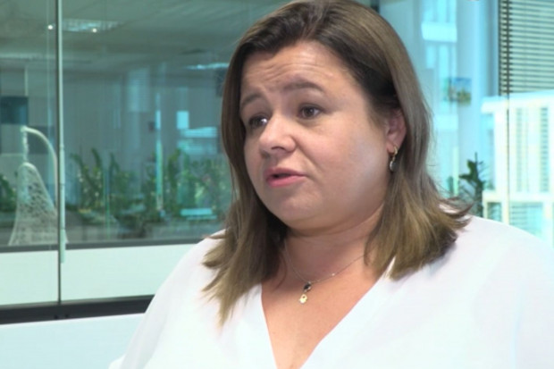 Małgorzata Romaniuk, wiceprezes Banku BPH (fot.newseria)