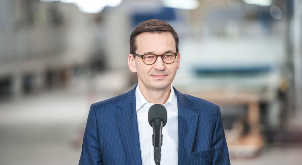 Mateusz Morawiecki: Jesteśmy zdeterminowani do budowania gospodarki wysokich pensji