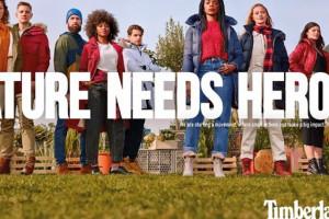 Marka Timberland zasadzi 50 mln drzew