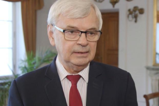 prof. Kazimierz Banasik (fot.Newseria)