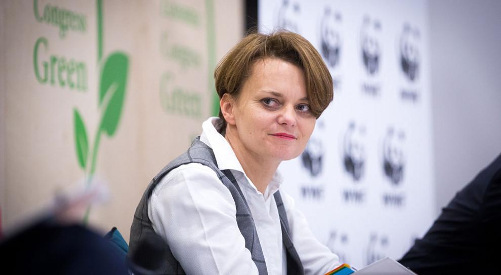 Minister Emilewicz o płacy minimalnej: to będzie trudne dla małych przedsiębiorców