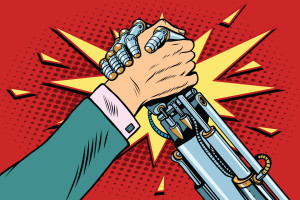 Nowe technologie, robotyzacja, automatyzacja. To już nie wróg, a przyjaciel pracownika