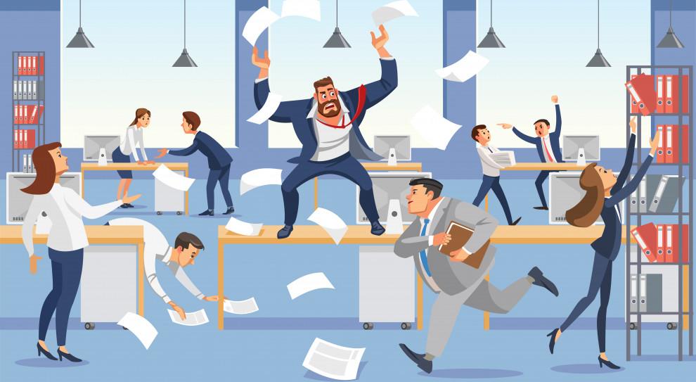 Chaos w firmie. Wiemy, jak uniknąć niepotrzebnego zamieszania