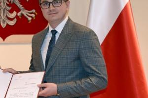 Łukasz Młynarkiewicz p.o. prezesa Państwowej Agencji Atomistyki