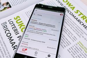 Aplikacja pomaga właścicielom i pracownikom zarządzać firmą