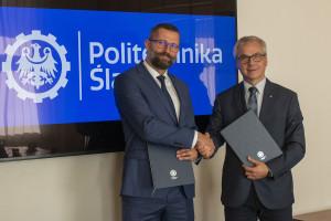 Politechnika Śląska i EMT-Systems podpisały porozumienie o współpracy