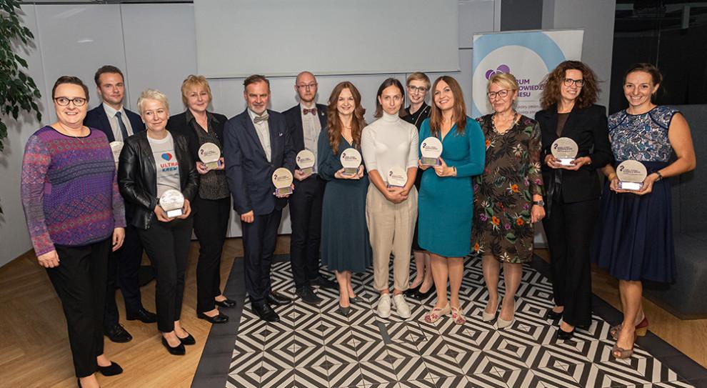 Karwala, Kupczyk, Sułek-Domańska na liście laureatów Forum Odpowiedzialnego Biznesu