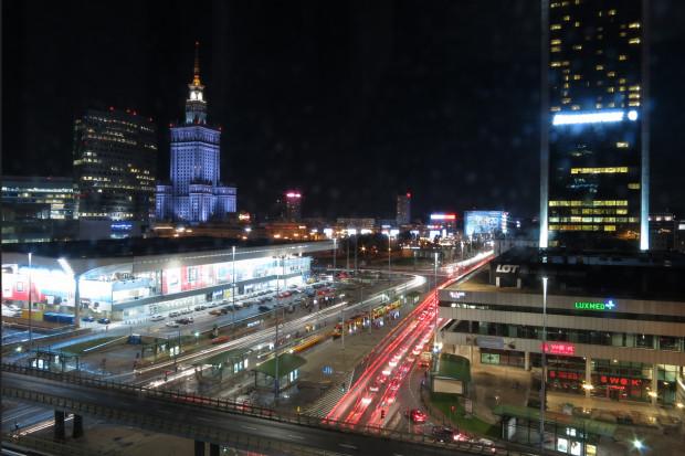 Warszawa elastyczną powierzchnią biurową stoi. Przegoniła Barcelonę i Belin