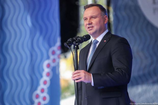 Prezydent wyjaśnia, dlaczego płaca minimalna ma mocno wzrosnąć