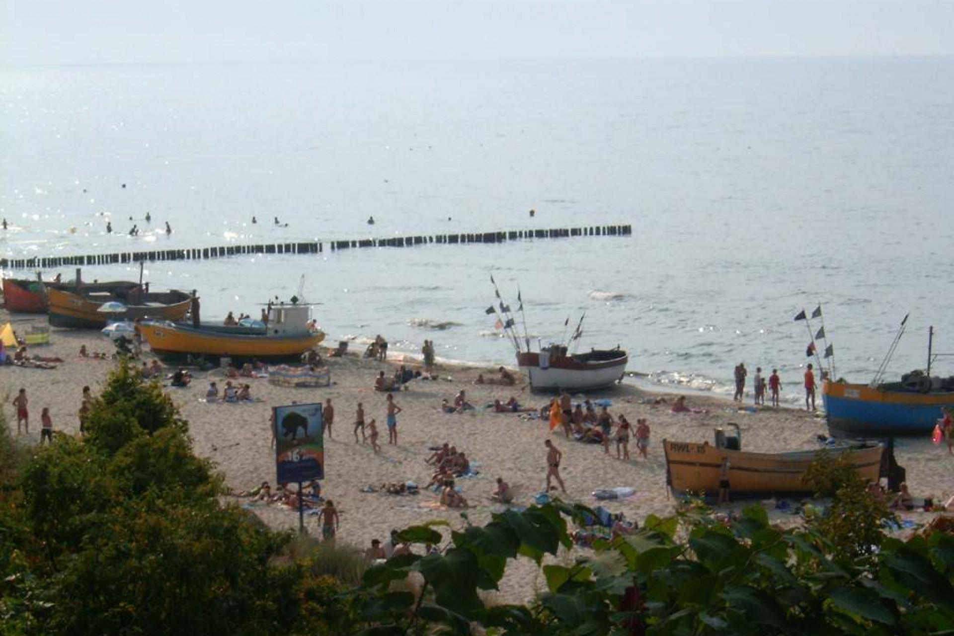 Gaz-System wraz z ochotnikami posprząta plażę w Rewalu