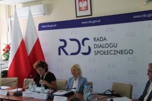 Związkowcy krytykują pomysł lustracji członków Rady Dialogu Społecznego