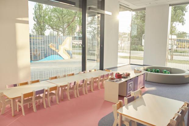 Ruszyło dwujęzyczne przedszkole firmowe w Poznaniu