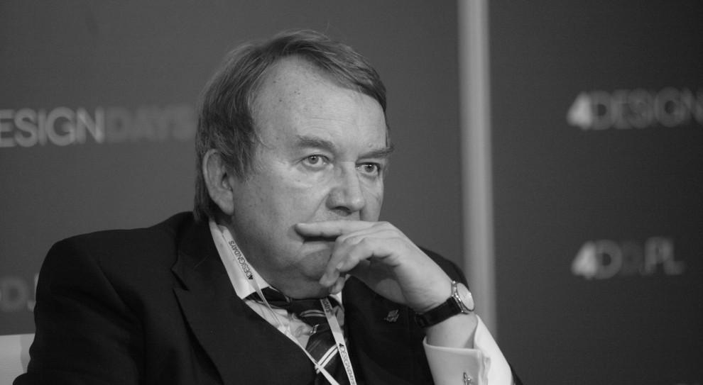 Zmarł prof. Leszek Żabiński, rektor senior z UE w Katowicach