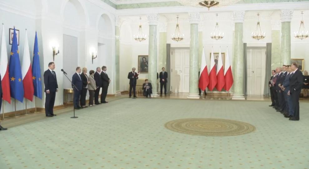Andrzej Duda powołał nowych członków Rady Dialogu Społecznego