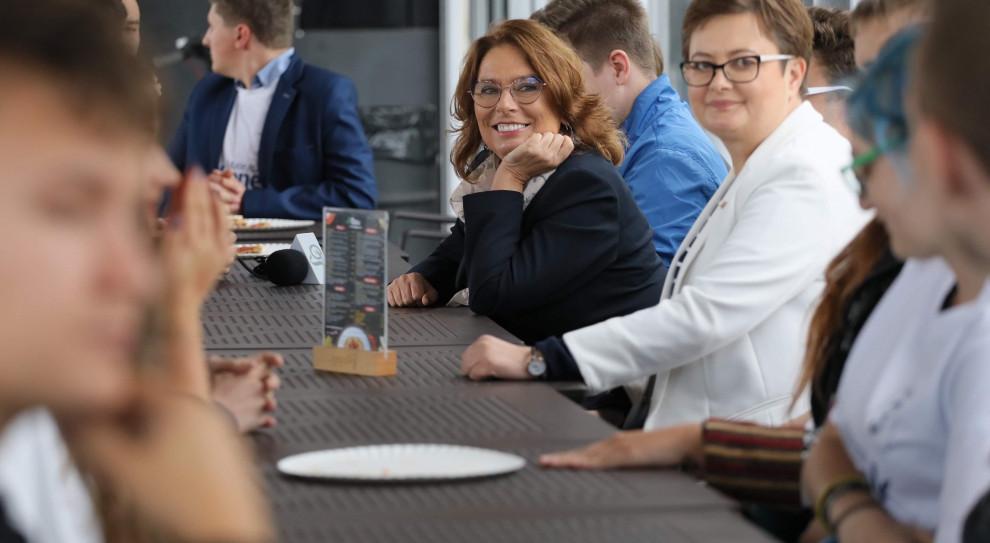Kidawa-Błońska: zaczyna się wojna z pracodawcami i ludźmi pracy