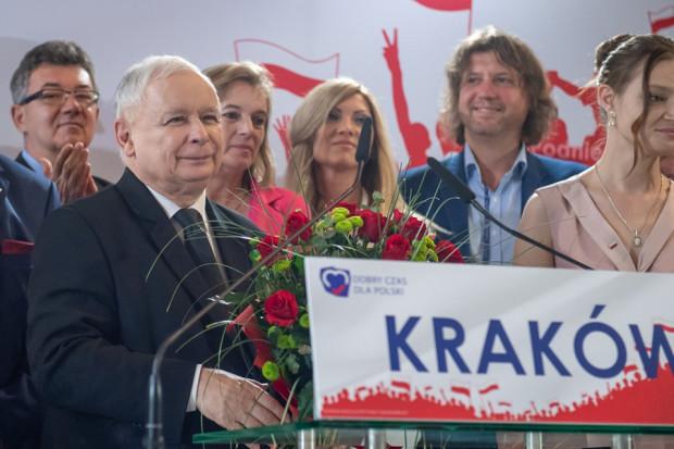Jarosław Kaczyński o płacy minimalnej i sytuacji MŚP