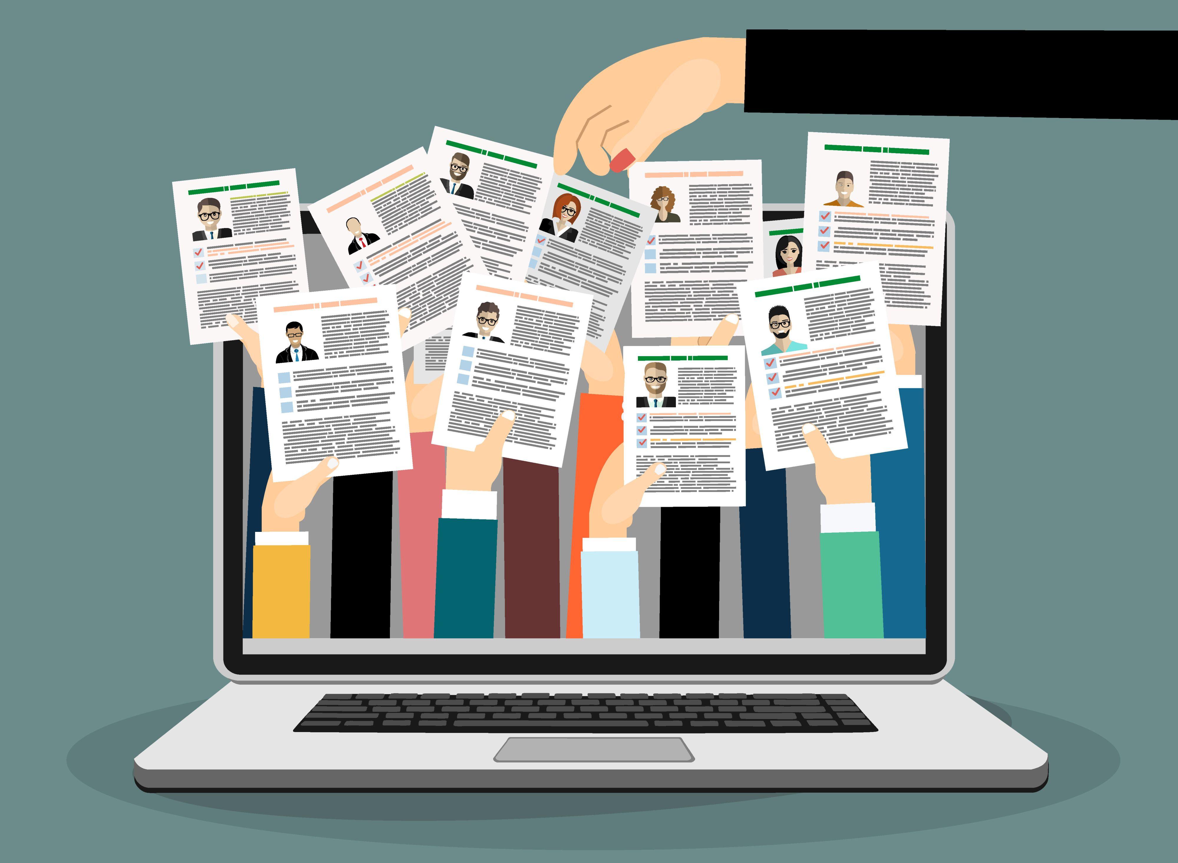 Prowadzenie procesu rekrutacyjnego powoduje koszty związane z zaangażowaniem zespołu, promocją ogłoszeń, ewentualnym wsparciem firm zewnętrznych (Fot. Shutterstock)