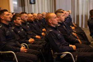 Szef MSWiA zapowiada wzmocnienie sytuacji prawnej policjantów