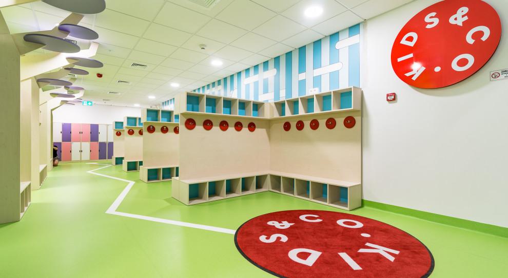 Popyt na przedszkola w biurach rośnie. KIDS&Co otwiera kolejne placówki