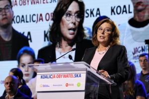 Kidawa-Błońska: Podwyżek nie wolno blokować. Ludzie muszą porządnie zarabiać