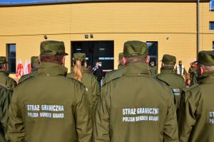 Nowa stacja obsługi pojazdów polepszy pracę Straży Granicznej