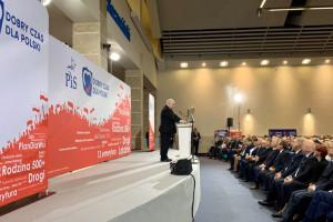 Kaczyński: Ważny jest dostęp do pracy
