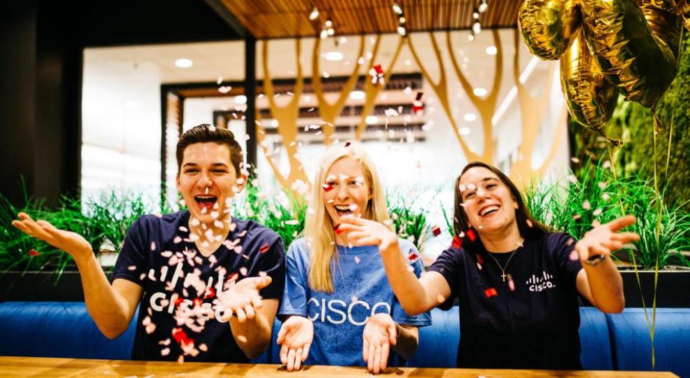 Cisco, Hilton, Salesforce na czele najnowszej listy Great Place to Work 25 Najlepszych Miejsc Pracy na świecie
