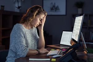 Stres wyjątkowo groźny. Zmniejsza wydajność, prowadzi do wypadków