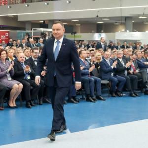 Prezydent zwiedził spółkę, która zatrudnia ponad 100 osób