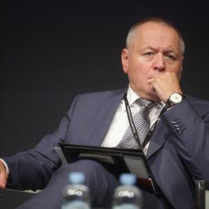 prof. Lech Dzienis, rektor Politechniki Białostockiej