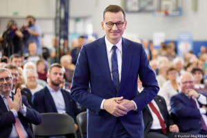 Morawiecki z ważnym apelem do polskich przedsiębiorców