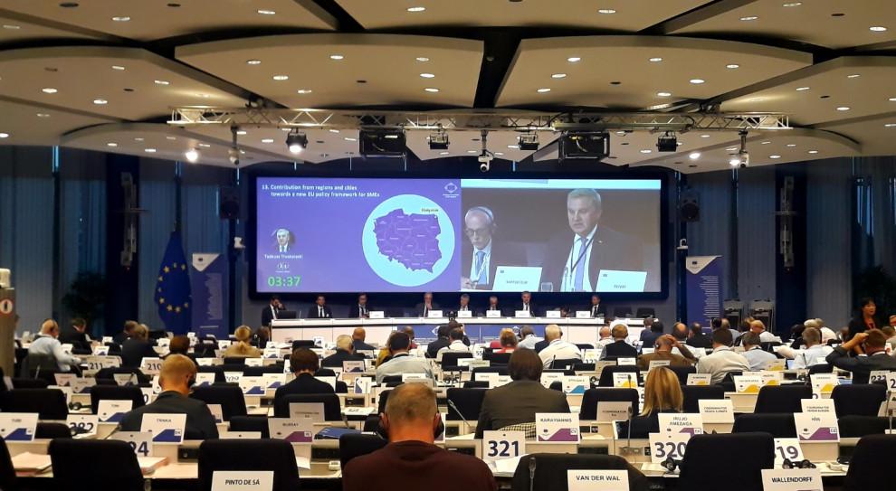 W Brukseli o nowej strategii dla małych i średnich przedsiębiorstw