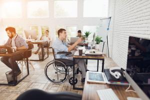 Prezes PFRON stawia na podniesienie współczynnika aktywności zawodowej niepełnosprawnych