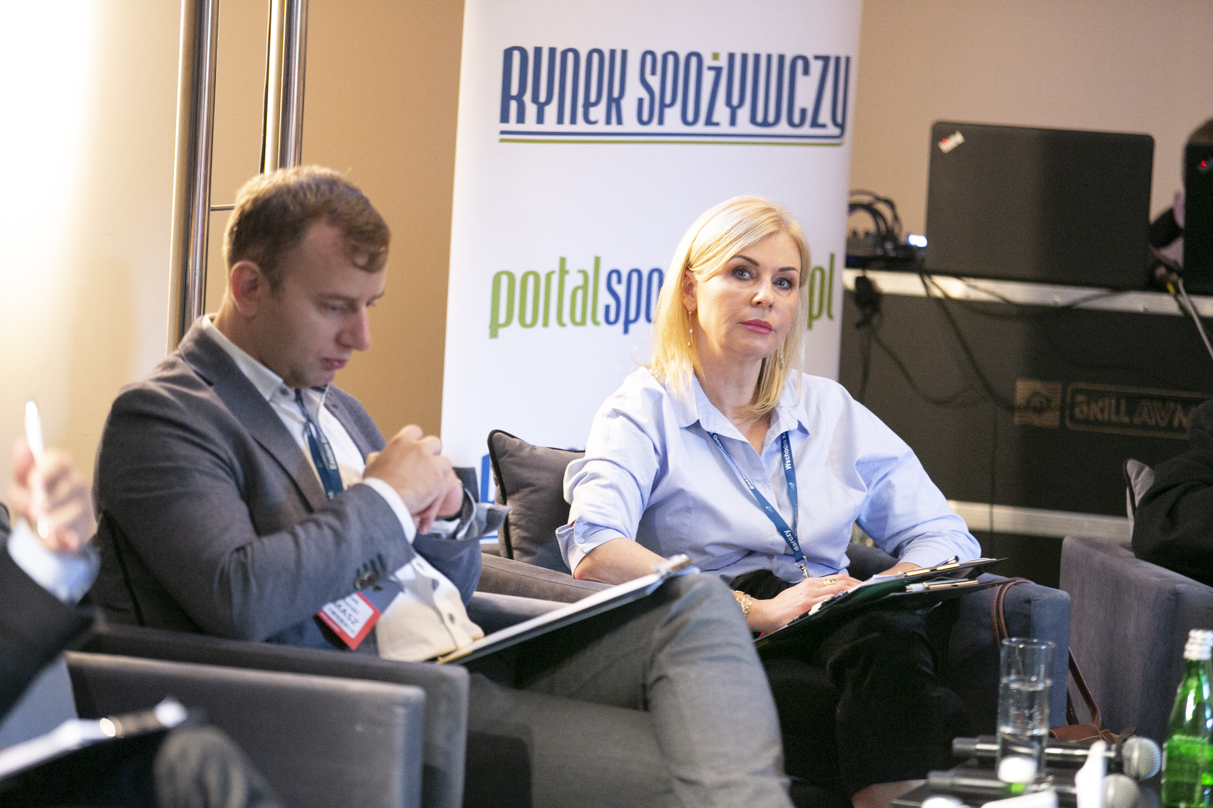 Katarzyna Trojniar prezes Hedan-Pak, członek Rady Nadzorczej suwalskiej firmy Malow. Fot. PTWP
