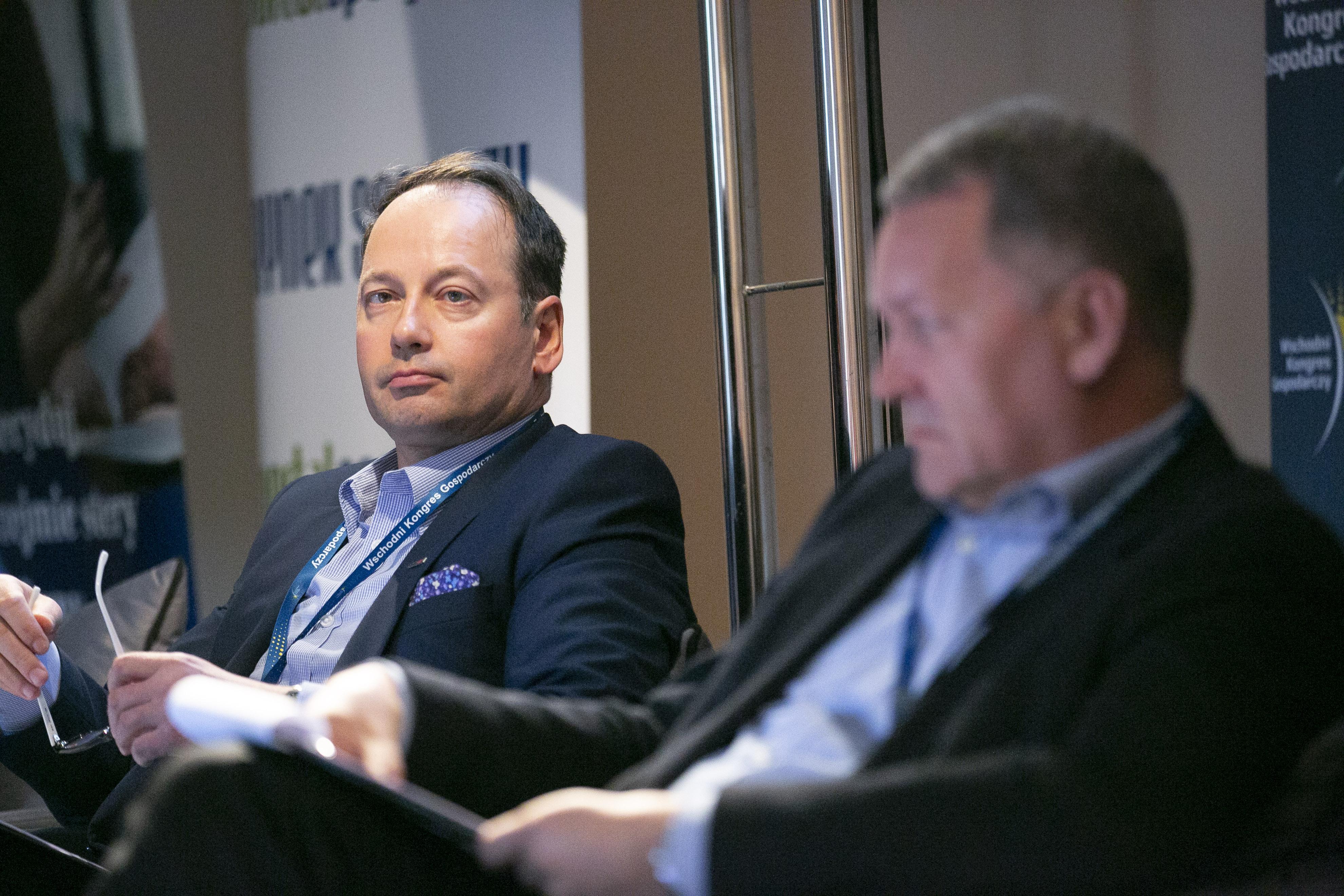 Wojciech Dąbrowski, prezes Edpol. Fot. PTWP