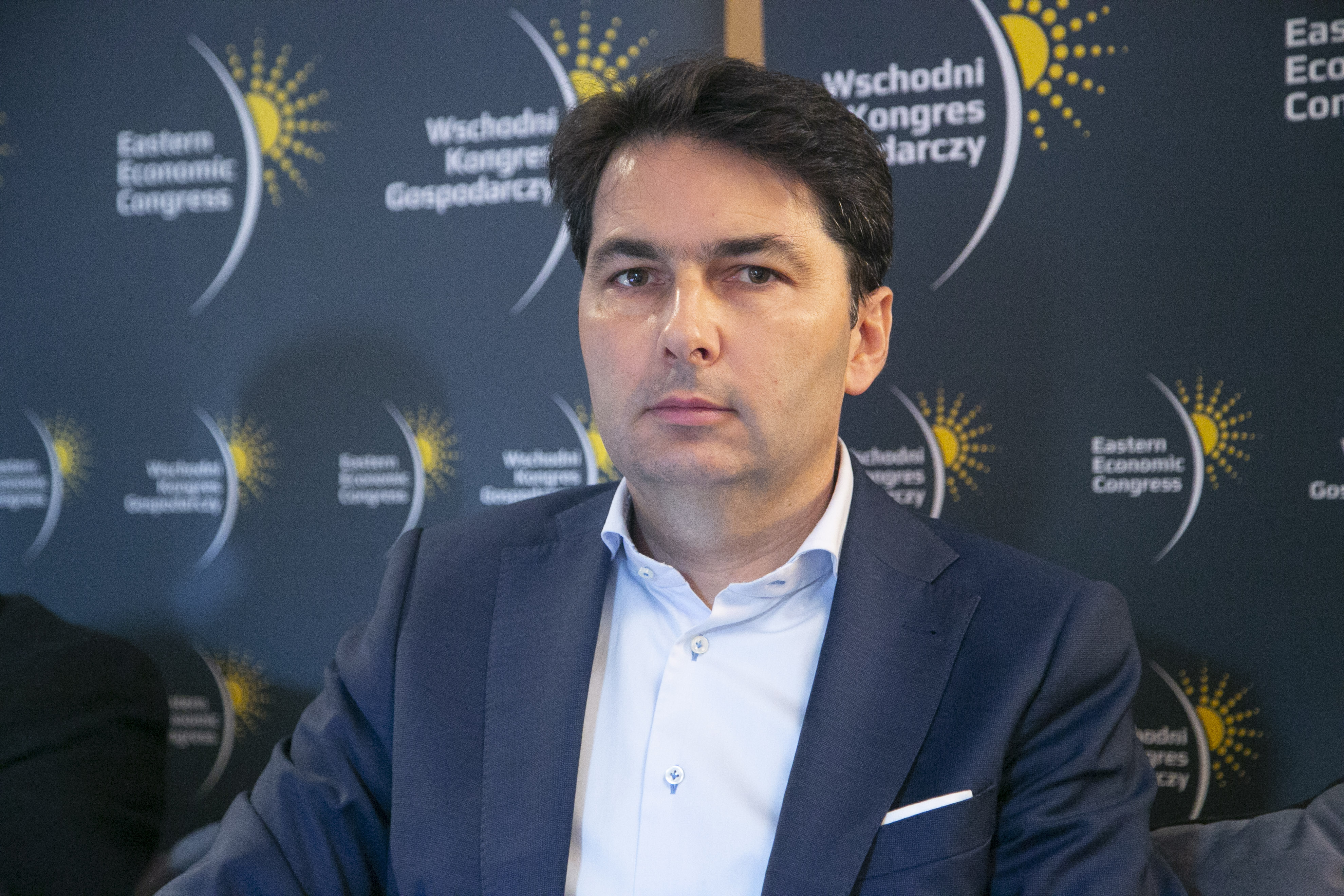 Arkadiusz Jaworowski, wiceprezes firmy Suempol. Fot. PTWP